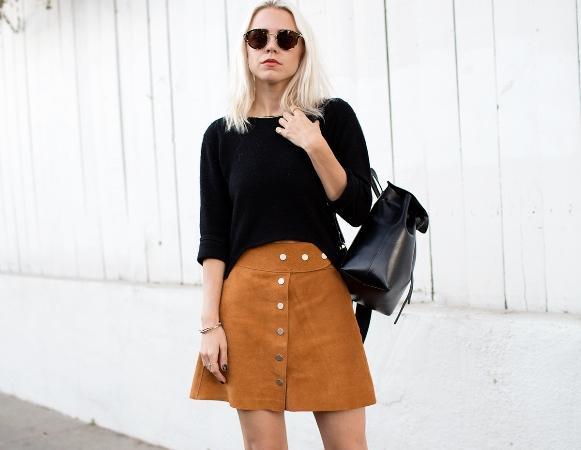 Tendências Outono moda feminina 2016. (Foto Ilustrativa)