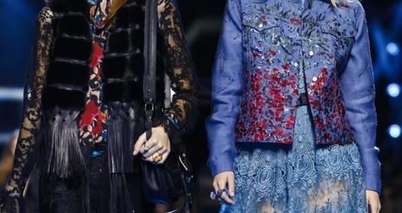 Tendências da moda feminina de Paris 2016 (Foto: Reprodução/fashionisers)