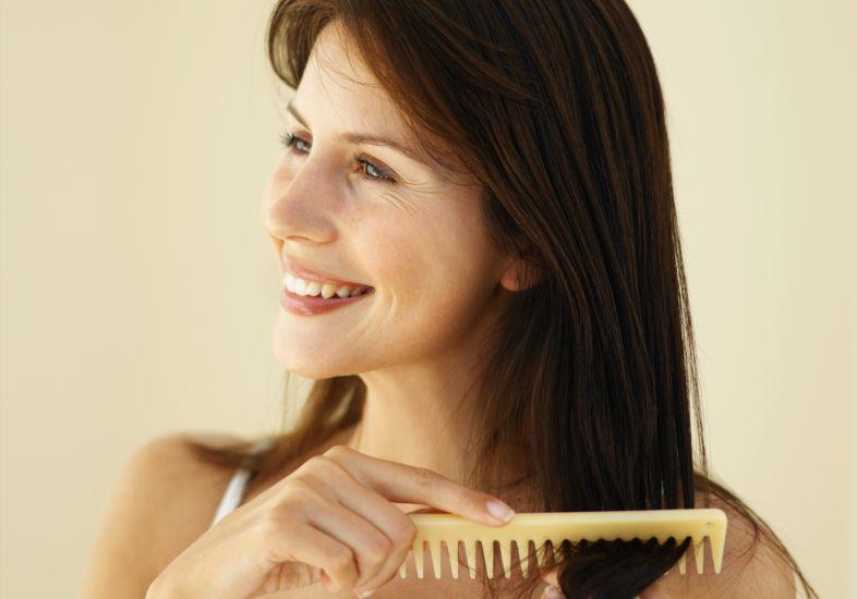 Transformações no cabelo durante e após a gravidez (Foto: M de Mulher/Abril)