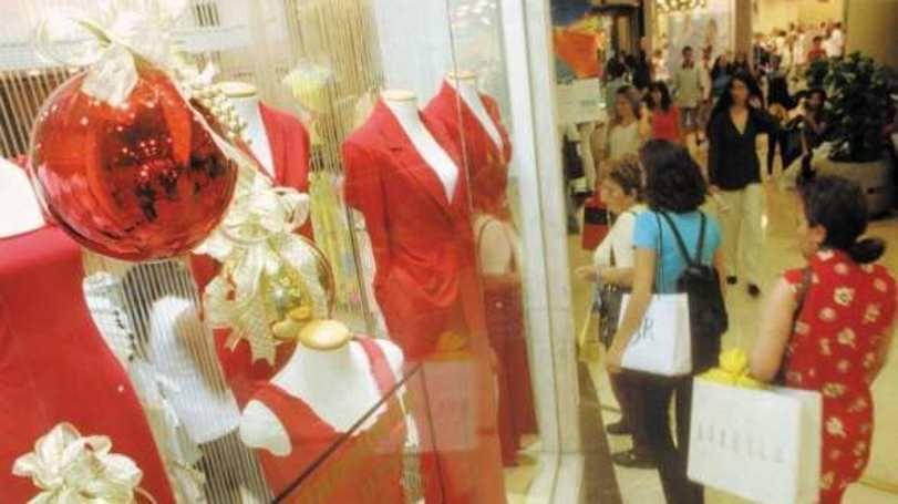 No dia das mães, os shoppings ficam lotados (Foto: Exame/Abril)