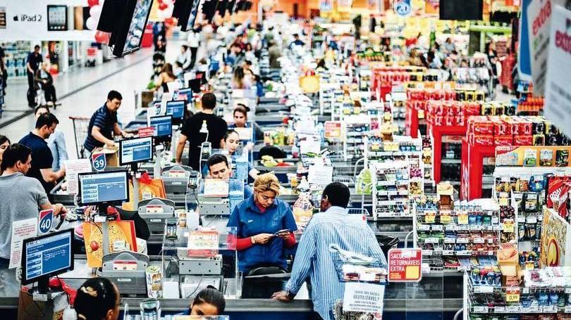 Extra tem 40 vagas e a maioria fica no estado de São Paulo (Foto: Exame/Abril)