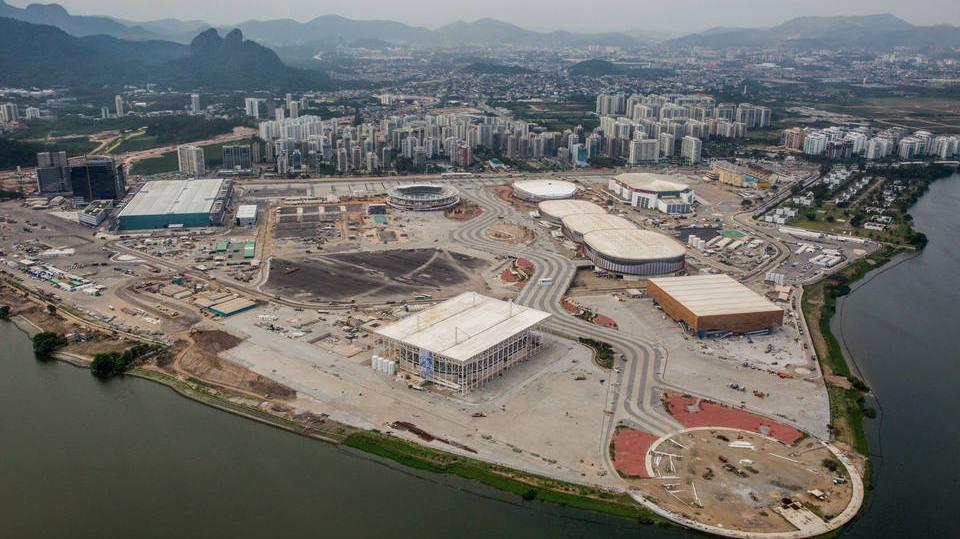 Vagas para trabalhar nas olimpíadas Rio 2016 empregos (Foto: Exame/Abril)
