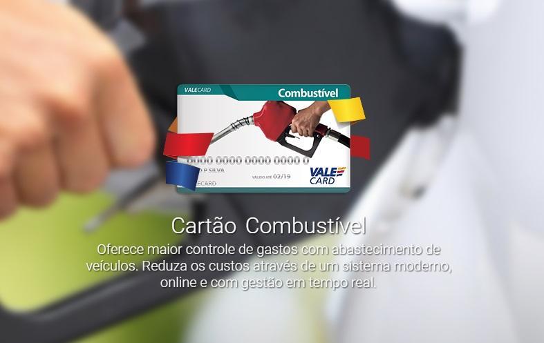 Vale Combustível (Foto: Reprodução/Vale Card)