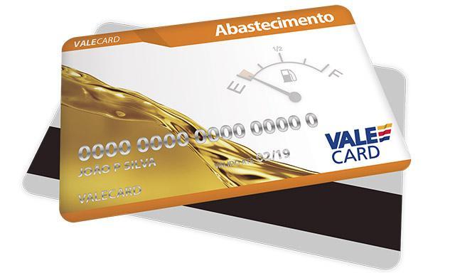 Cartão Abastecimento (Foto: Reprodução/Vale Card)