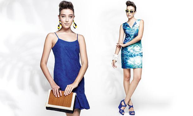 Vestidos curtos – tendências, fotos (Foto: M de Mulher/Abril)