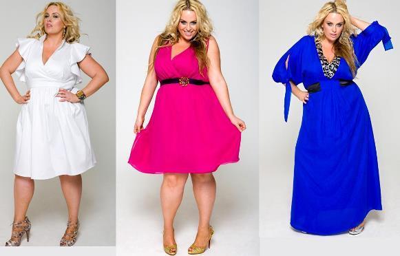 Escolha um vestido de festa que valorize o seu tipo físico. (Foto: Reprodução/Dressphotostyle)