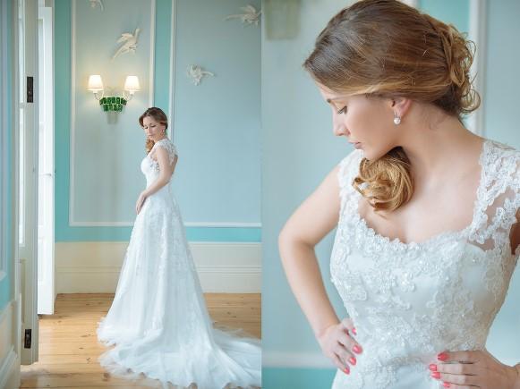 Vestidos de noivas decotados: fotos, modelos