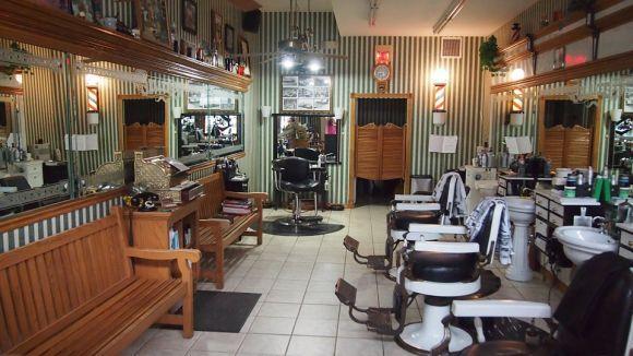 As barbearias à moda antiga voltaram com tudo (Foto Ilustrativa)