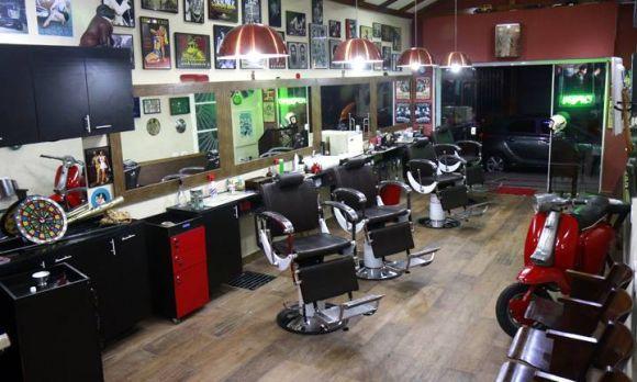 Na Big Boss estão disponíveis vários outros serviços de estética masculina (Foto: Divulgação Barbearia Big Boss)
