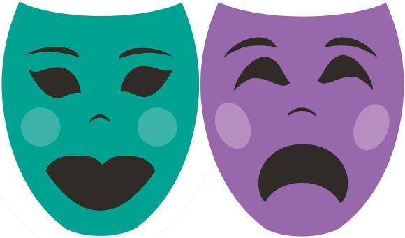 As práticas teatrais já fazem parte do currículo de muitas escolas do ensino básico (Foto Ilustrativa)