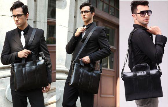 As bolsas estão ficando cada vez mais populares entre os homens (Foto Ilustrativa)