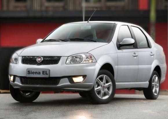 Fiat Siena EL (Foto: Divulgação Fiat)
