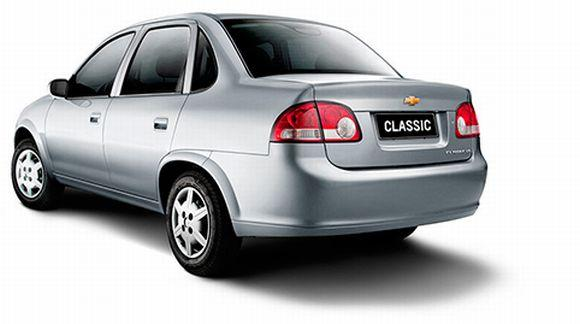 Chevrolet Classic (Foto: Divulgação Chevrolet)