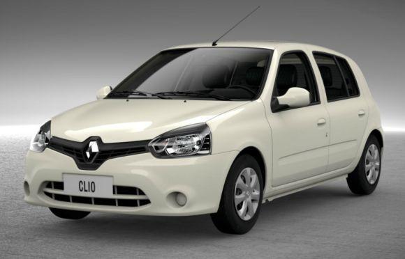 Renault Clio (Foto: Divulgação Renault)
