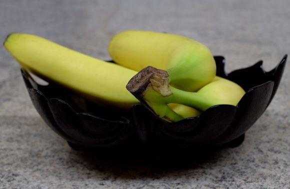 A casca de banana é usada em um dos tratamentos caseiros para verrugas (Foto Ilustrativa)