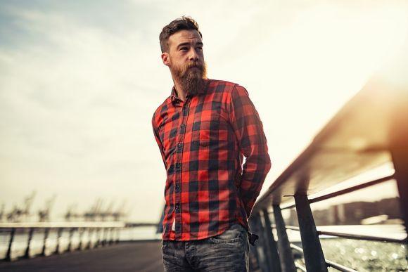 Os tipos de barbas mais usados fazem sucesso em todo o país (Foto Ilustrativa)