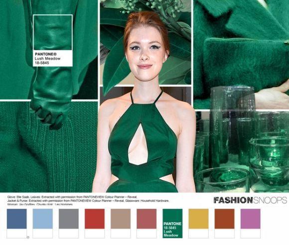 Verde Jade (Foto: Divulgação Pantone)