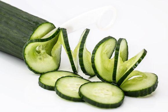 O pepino é um dos itens mais consumidos nas dietas vegetarianas (Foto Ilustrativa)