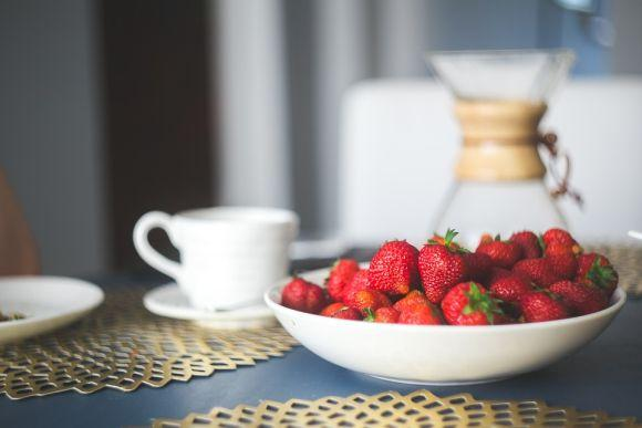 As frutas também são presença constante no cardápio dos vegetarianos (Foto Ilustrativa)