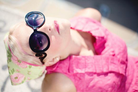 Os óculos redondos fazem um grande sucesso (Foto Ilustrativa)