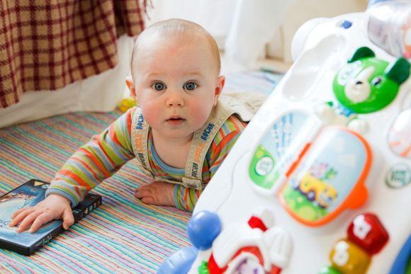 Produtos e acessórios para o conforto, segurança e lazer do recém-nascido também são essenciais (Foto Ilustrativa)