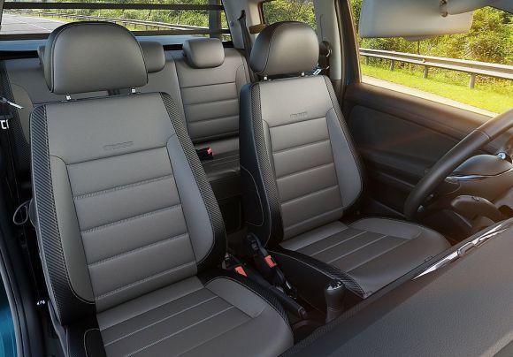 O interior ficou mais confortável (Foto: Divulgação Volkswagen)