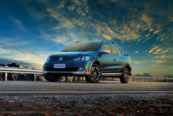 Os preços da Nova Saveiro partem de R$ 43.350 (Foto: Divulgação Volkswagen)