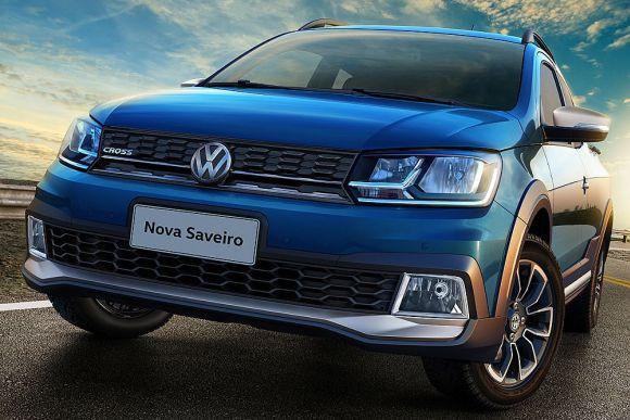 Saveiro Cross 2016 fotos e preços (Foto: Divulgação Volkswagen)