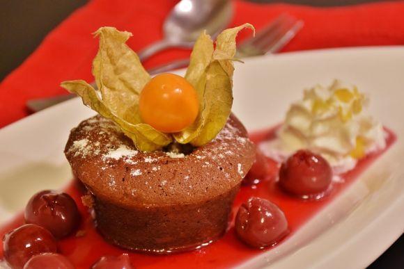Nos cursos Senac de gastronomia você também aprende a preparar muitas sobremesas (Foto Ilustrativa)