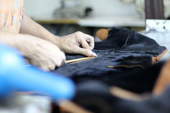 Cursos de Costura e Vestuário também estão disponíveis (Foto Ilustrativa)