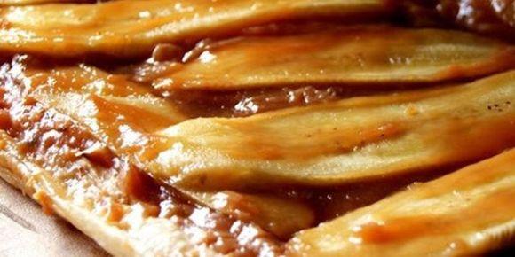 Tarte Folhada de Banana passo a passo (Foto Ilustrativa)