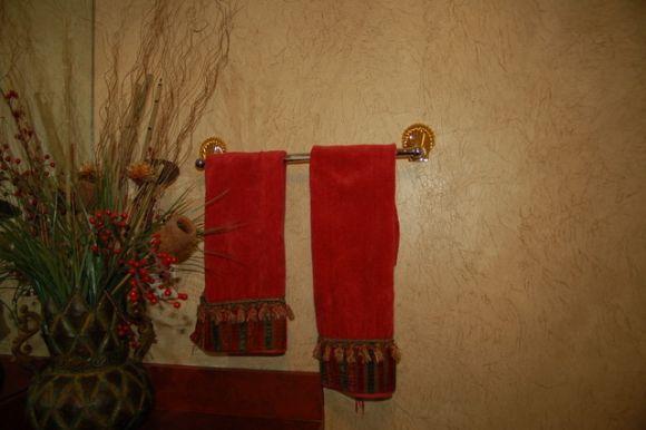 Nos lavados, por exemplo, eles dão um toque legal à decoração (Foto Ilustrativa)