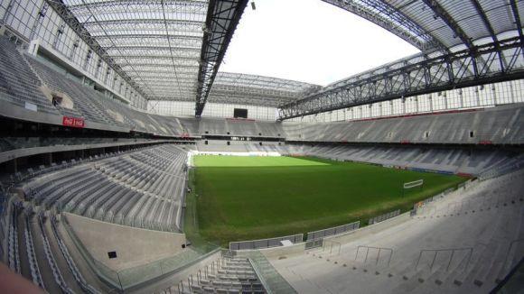 O UFC 198 terá como sede o estádio do Atlético Paranaense (Foto: Divulgação UFC)