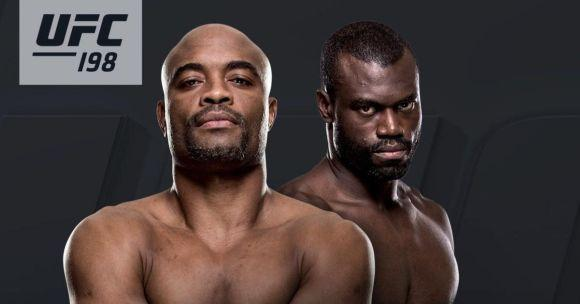 Quem também lutará no UFC 198 é Anderson Silva, o Spider (Foto: Divulgação UFC)