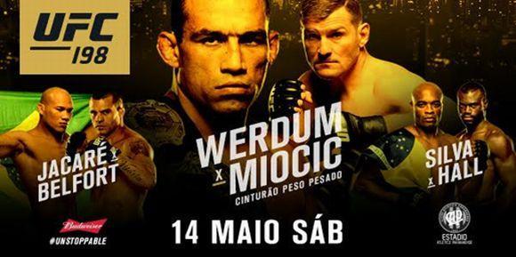 UFC 198 Curitiba: Ingressos à venda, Card (Foto: Divulgação UFC)