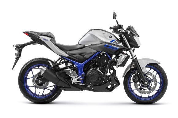 A nova naked da Yamaha chega ao Brasil em maio (Foto: Divulgação Yamaha)