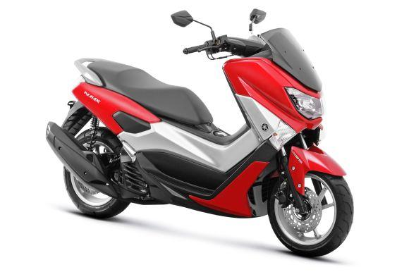 Novo scooter da Yamaha (Foto: Divulgação Yamaha)