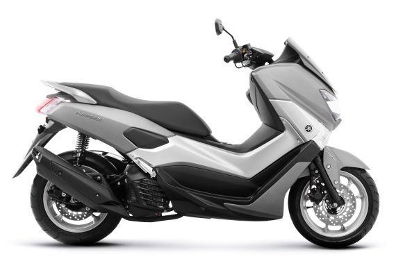 O NMax 160 chega para rivalizar com os scooters da Honda e da Dafra (Foto: Divulgação Yamaha)