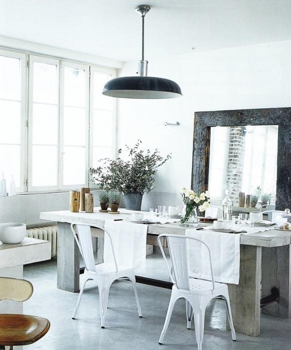 O Design escandinavo é uma opção interessante. (Foto: Reprodução/Homerefiner)
