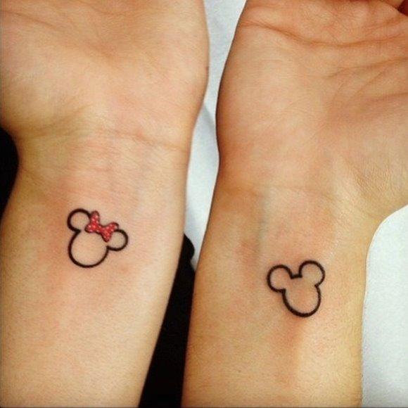 20 Tatuagens para Casal e Namorados 2016 11