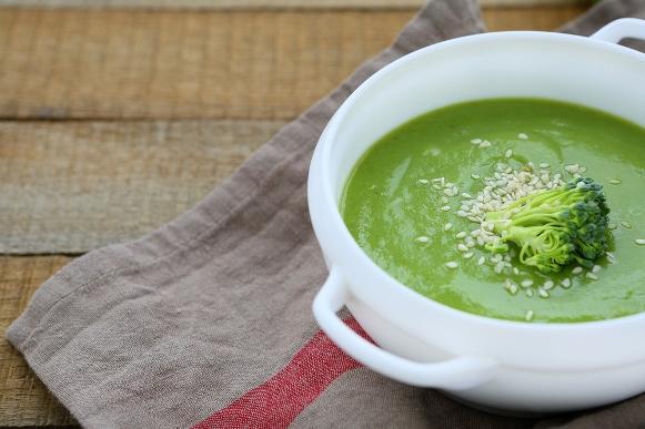 Elimine as toxinas do corpo com a ajuda da sopa verde. (Foto Ilustrativa)