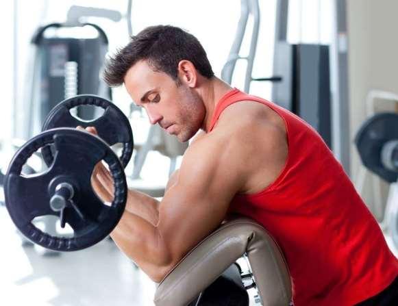 A musculação tem lugar nesse ranking. (Foto Ilustrativa)