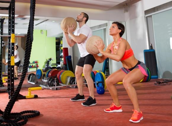 O treinamento funcional se destaca como uma das atividades mais procuradas. (Foto Ilustrativa)