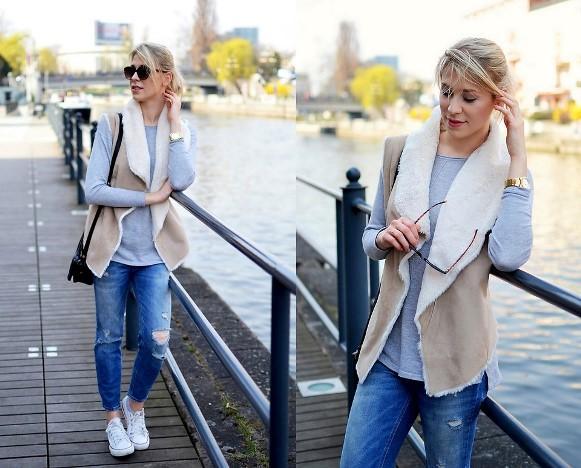 O jeans nunca sai de moda! (Foto: Reprodução/Lookbook.nu)
