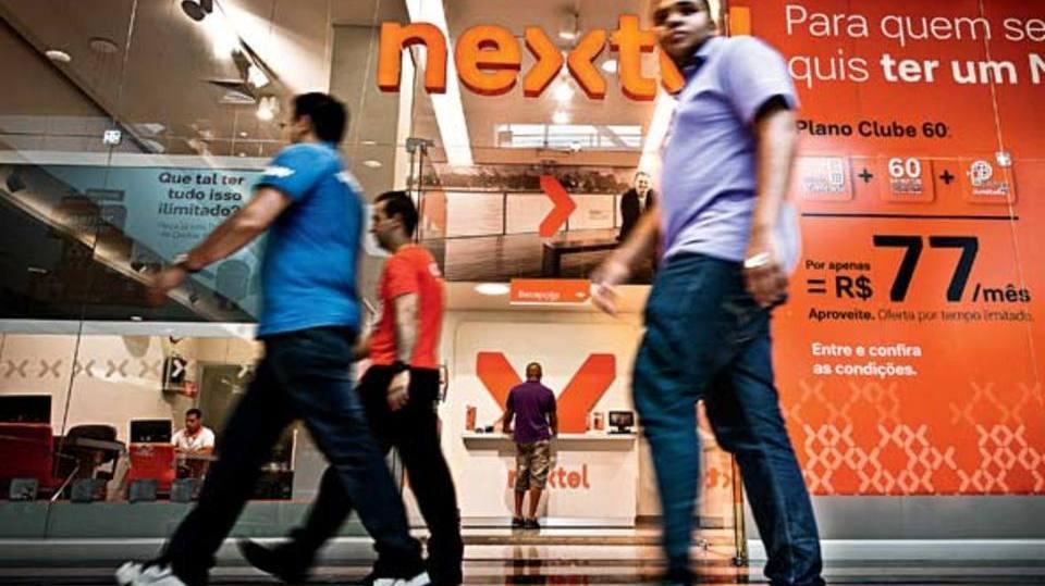Lojas da Nextel (Foto: Exame/Abril)