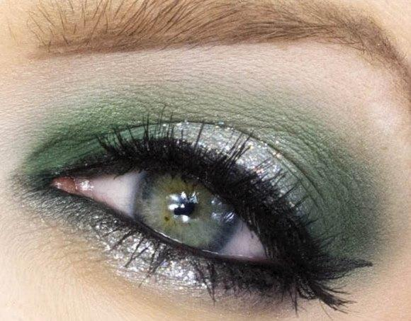 Sombra verde vibrante. (Foto: Reprodução/ Youne)
