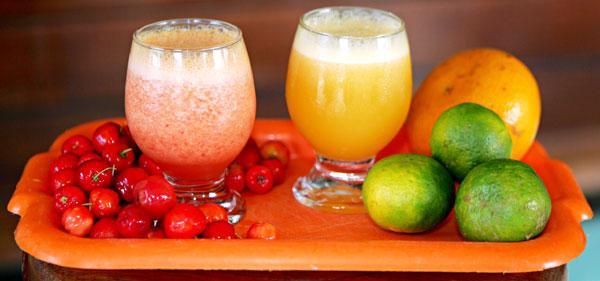 Sempre consuma esse suco, pois ele tem várias vitaminas (Foto: Divulgação)