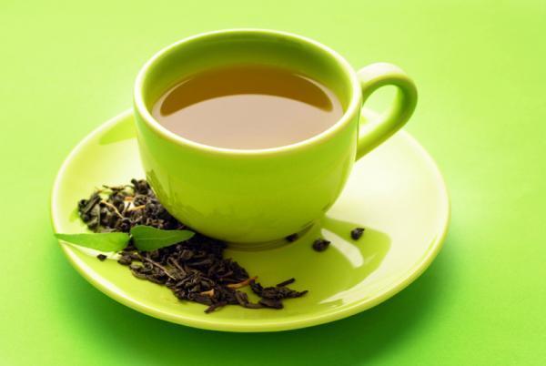 O chá verde pode te ajudar a perder medidas (Foto: Divulgação)