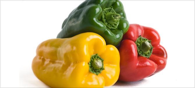 Inclua o pimentão na sua alimentação (Foto: Divulgação)