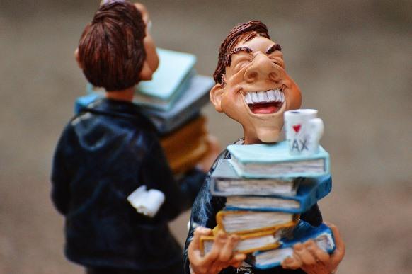 O estágio contribui muito com o currículo. (Foto Ilustrativa)